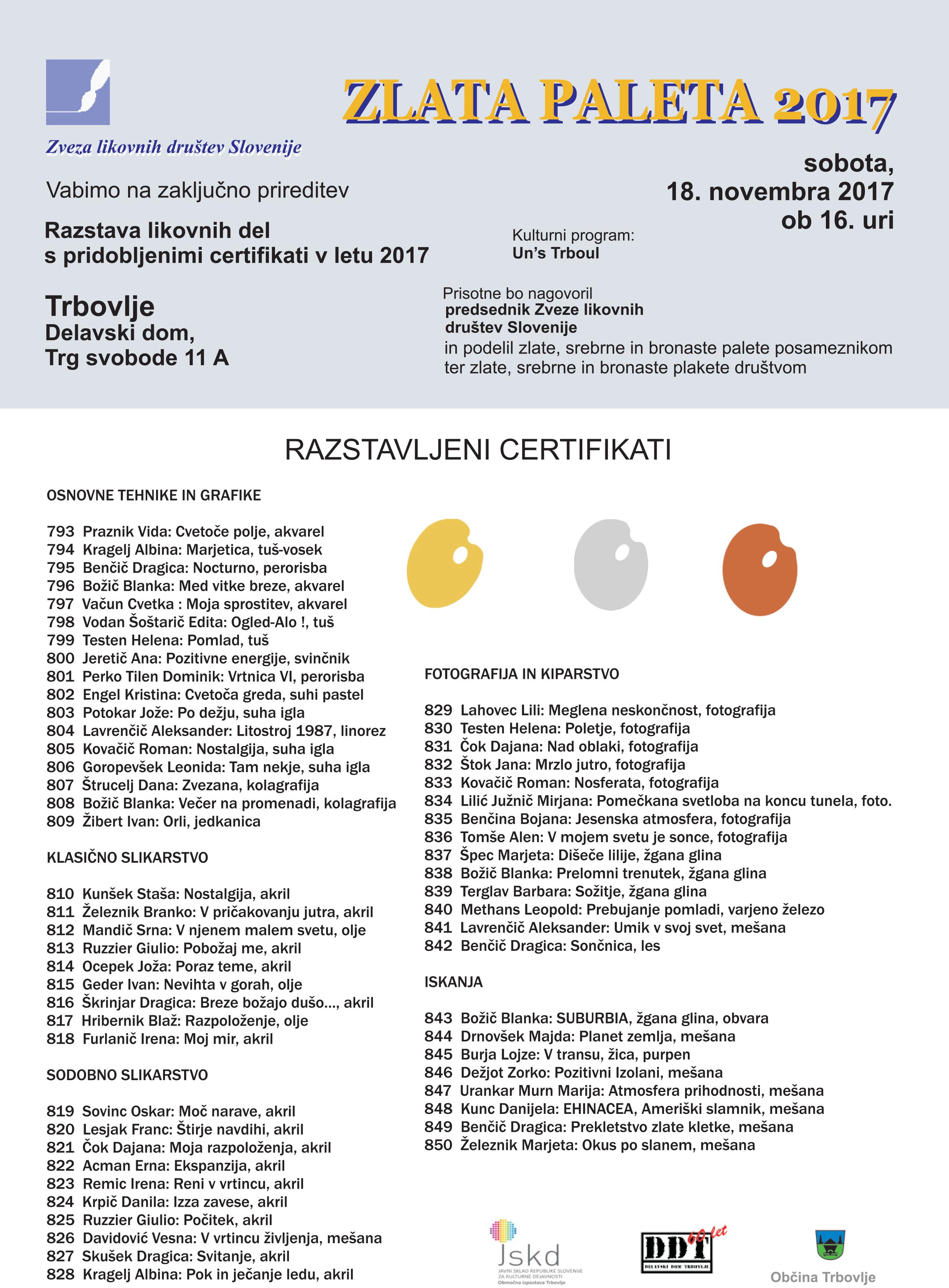vabilo ZP 2017